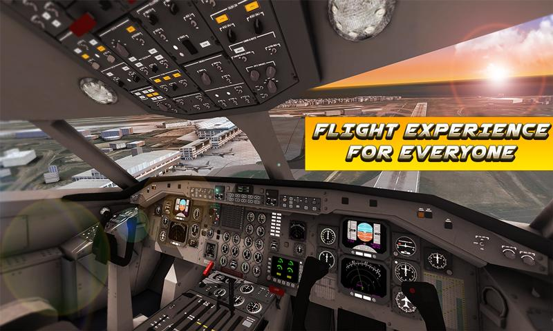 X Plane Pilot Flight Simulator 2019 for Android - APK Download