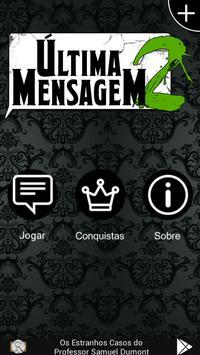 Última Mensagem 2 poster