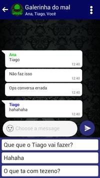 Última Mensagem 2 screenshot 2