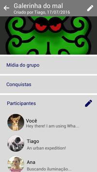 Última Mensagem 2 screenshot 3
