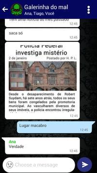 Última Mensagem 2 screenshot 5