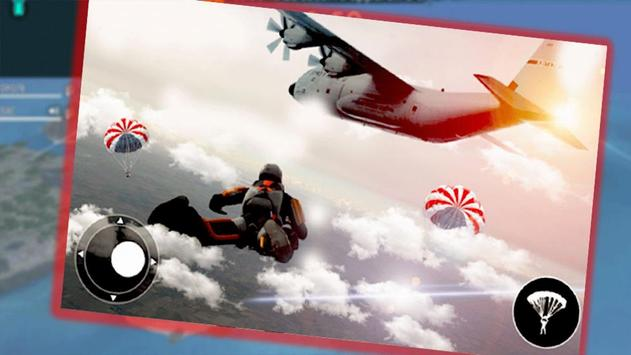 Fire Squad Free Fire: FPS Gun Battle Royale 3D imagem de tela 1