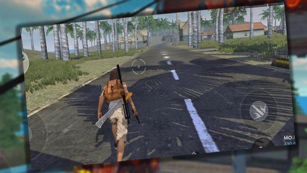 Fire Squad Free Fire: FPS Gun Battle Royale 3D imagem de tela 2