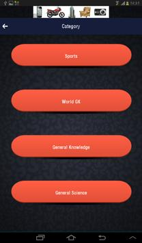 Fortin Quiz App screenshot 1
