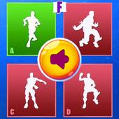 Sound Dance & Emote Quiz icon