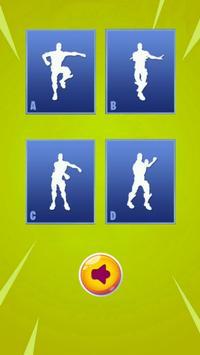 Sound Dance & Emote Quiz screenshot 1