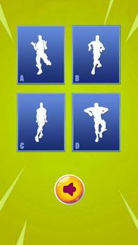 Sound Dance & Emote Quiz screenshot 2