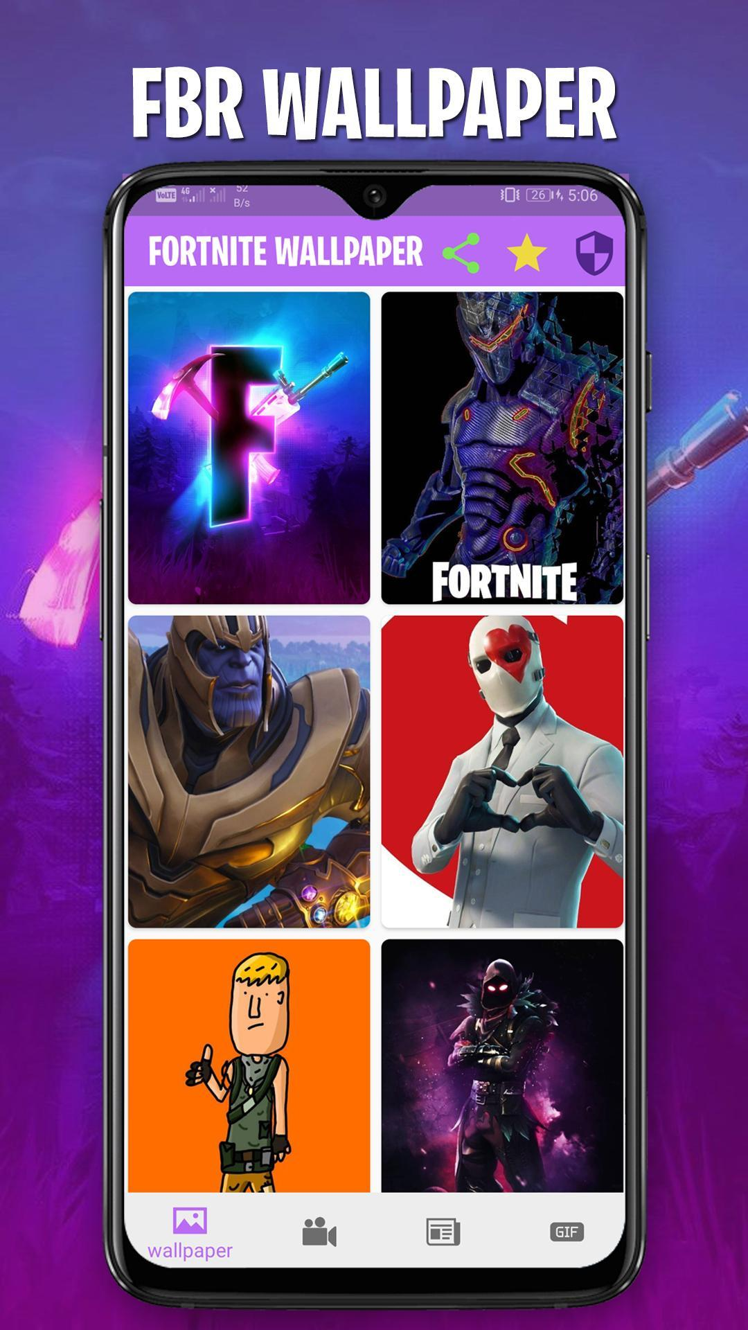 Fbr All In One Wallpaper News Videos Emotes Gif For Android Apk Download