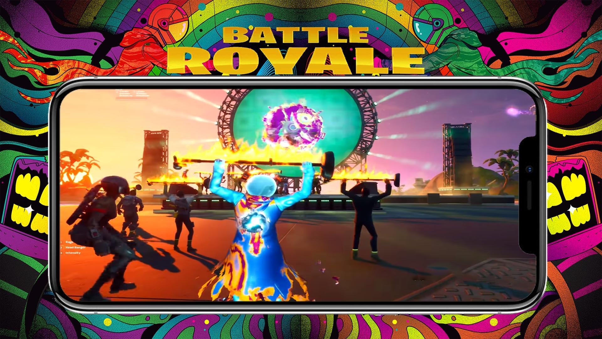Wallpaper Fortnite Battle Royale For Android Apk Download