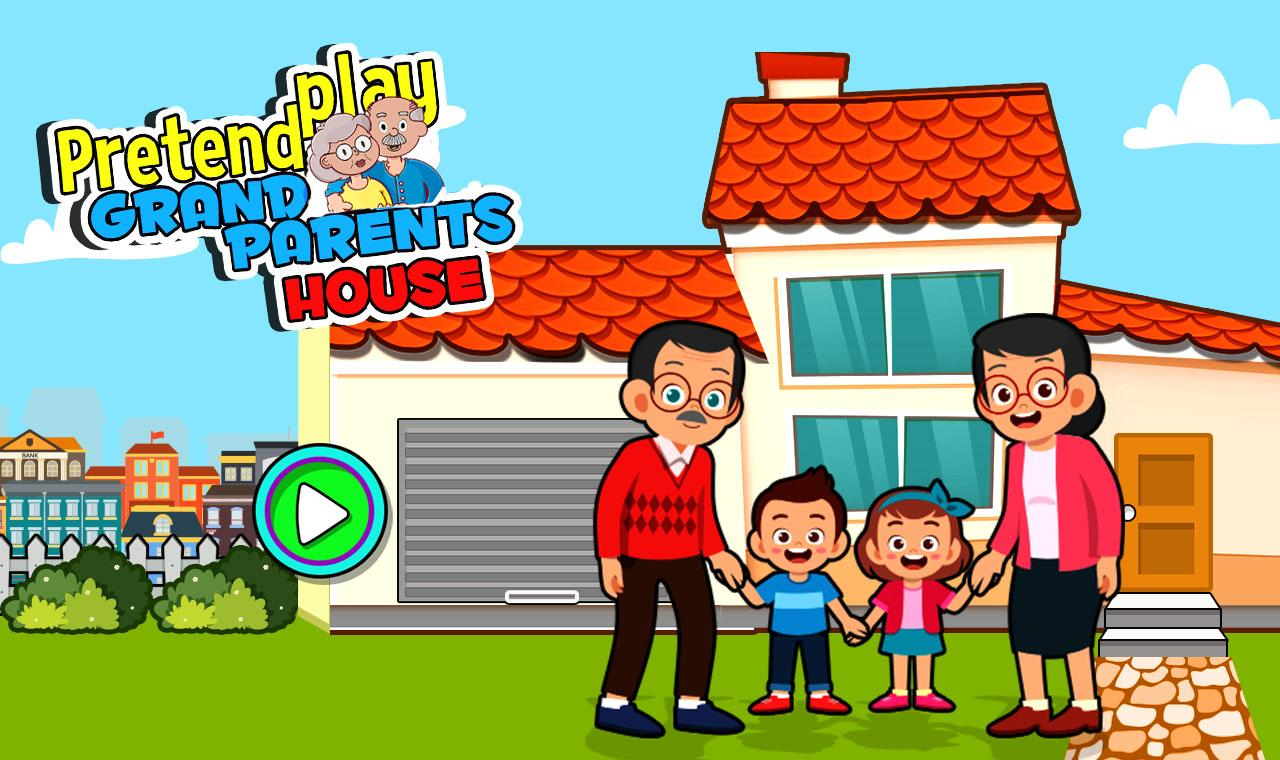 Pretend Play My Scary Grandparents Home for Android   APK Download
