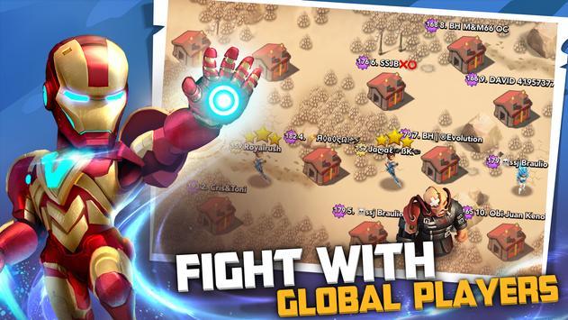 X-War:Clash of Zombies screenshot 13