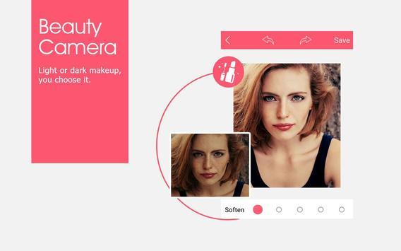 Selfie . Beauty Camera screenshot 16