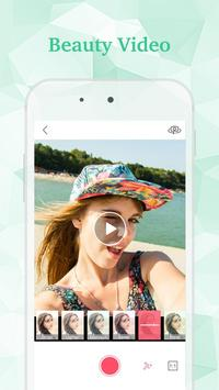 Selfie . Beauty Camera screenshot 1