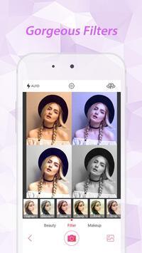 Selfie . Beauty Camera screenshot 2