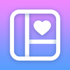 Photo Collage Maker And Picture Grid, Photo Layout ícone