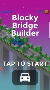 Blocky Car Bridge Builder for Android - APK Download