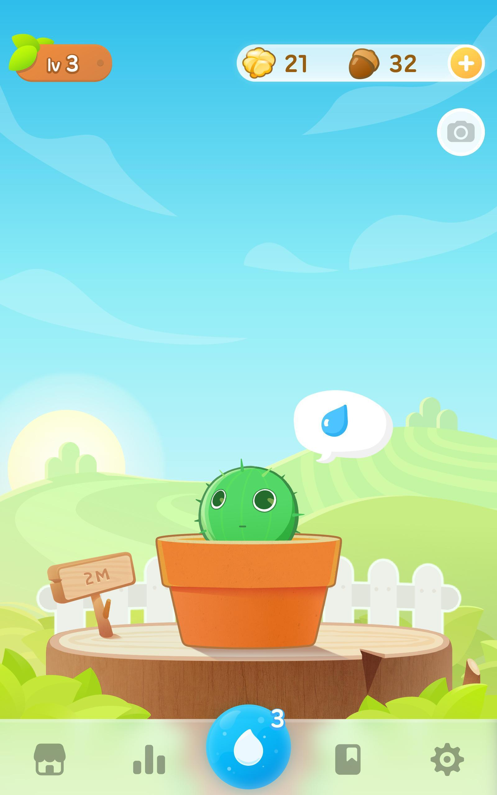 Plant Nanny² - Your Adorable Water Reminder for Android - APK Download