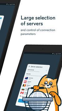 hidemy.name VPN ảnh chụp màn hình 9