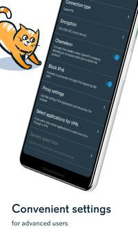 hidemy.name VPN ảnh chụp màn hình 3