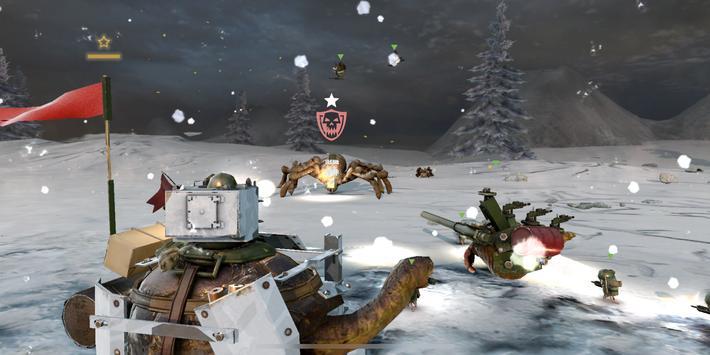 War Tortoise 2 screenshot 2
