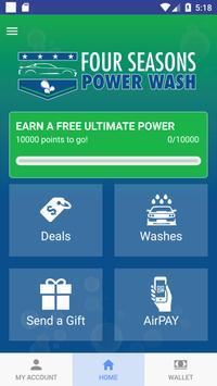 Four Seasons Power Wash screenshot 1