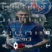 Neymar Jr Keyboard icon