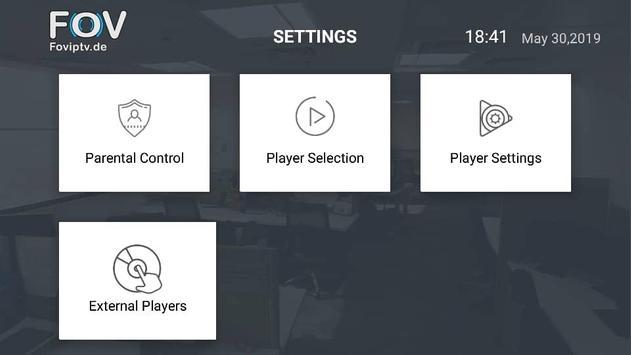 FOV IPTV screenshot 3