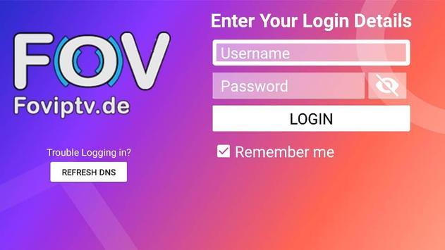 FOV IPTV screenshot 4