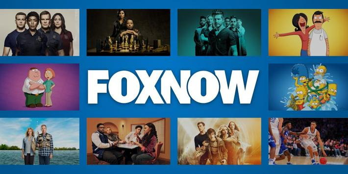 FOX NOW poster