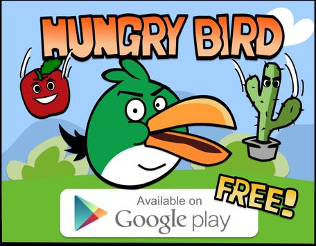Hungry Bird poster