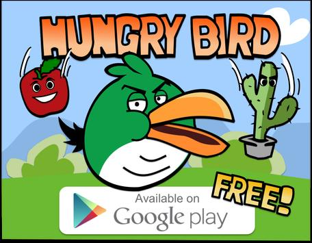 Hungry Bird screenshot 4