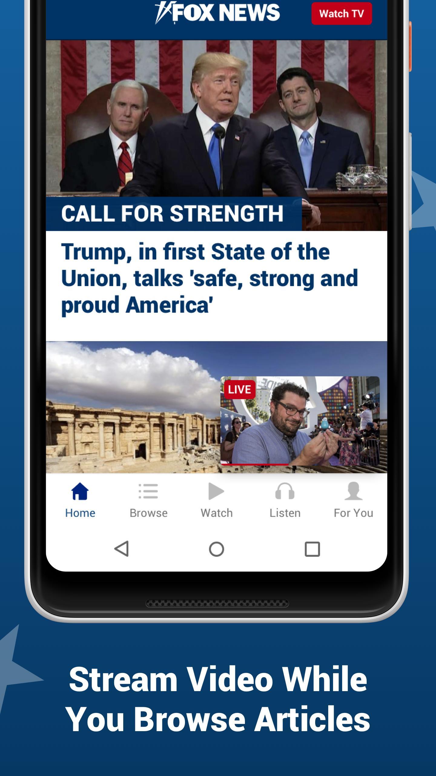 Fox News poster