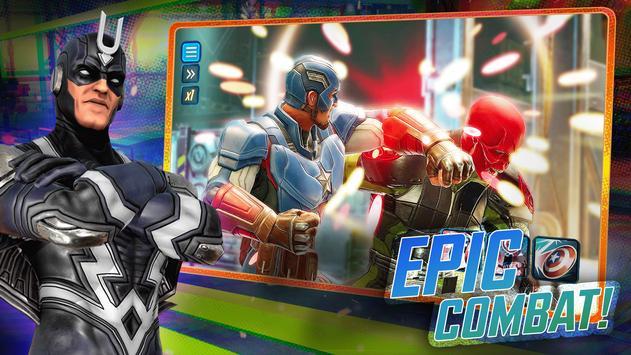 MARVEL Strike Force: Squad RPG screenshot 3