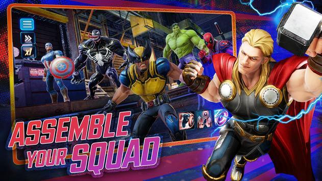 MARVEL Strike Force: Squad RPG screenshot 1