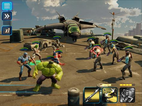 MARVEL Strike Force screenshot 11