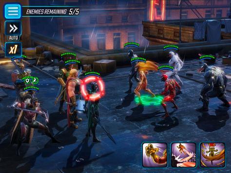 MARVEL Strike Force: Squad RPG screenshot 11