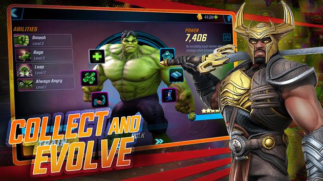 MARVEL Strike Force: Squad RPG screenshot 4