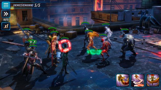 MARVEL Strike Force: Squad RPG screenshot 5