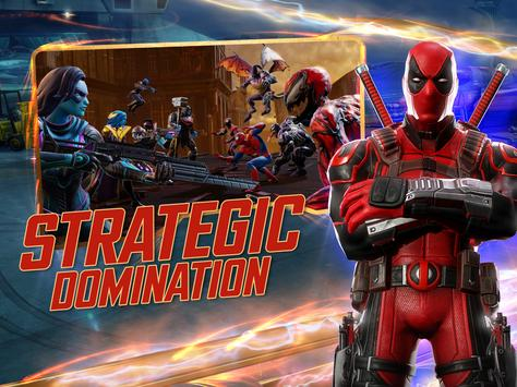 MARVEL Strike Force screenshot 8