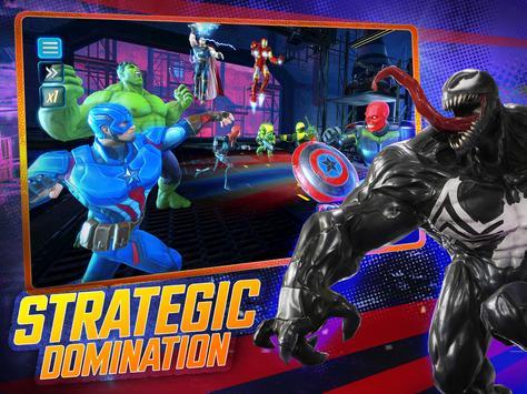 MARVEL Strike Force: Squad RPG screenshot 14