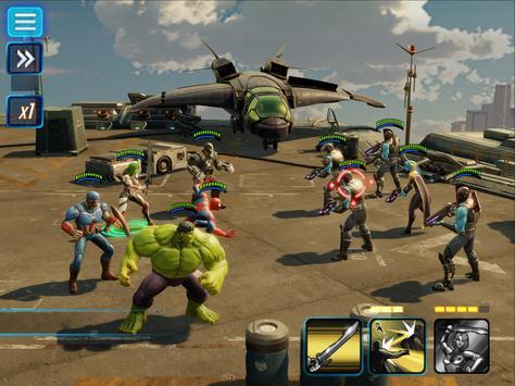 MARVEL Strike Force скриншот 17