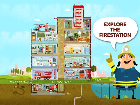 Little Fire Station screenshot 6