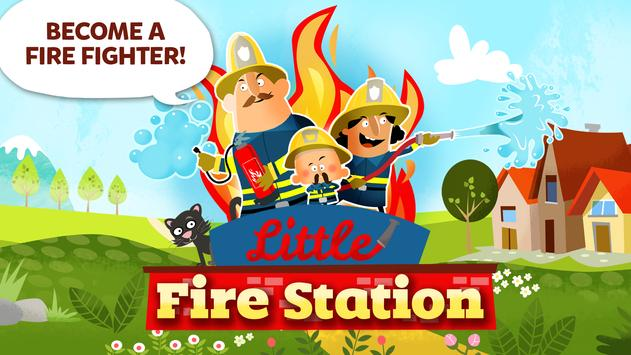 Little Fire Station poster