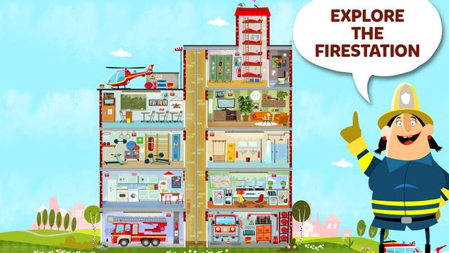 Little Fire Station screenshot 1