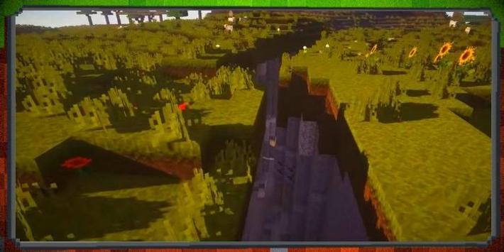 Realistic Nature Mod Minecraft screenshot 4