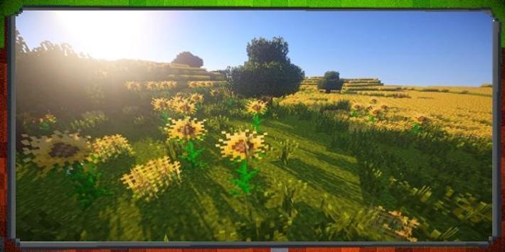 Realistic Nature Mod Minecraft screenshot 2