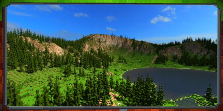 Realistic Nature Mod Minecraft screenshot 3