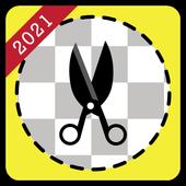 Cutout X icono