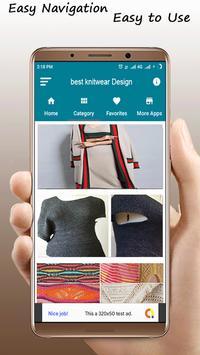 Best Knitwear Design screenshot 3