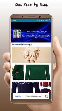 Best Knitwear Design screenshot 4